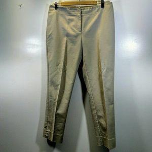 Chico's Cream Pants